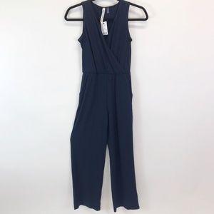 NWT NY Collection Silky Sleeveless Jumper PXS